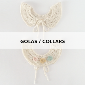Collars - 100% Organic Cotton