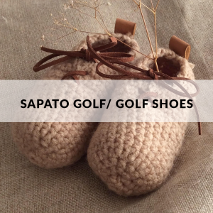 Golf Shoes - Anti allergic wool
